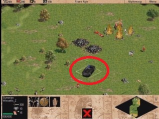 cheat aoe save game